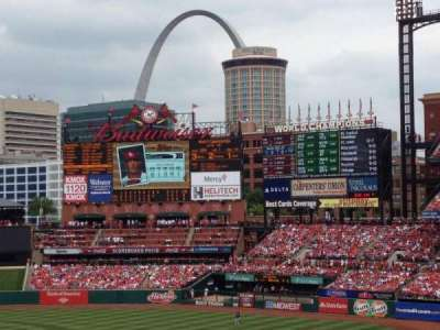 Busch Stadium section 248