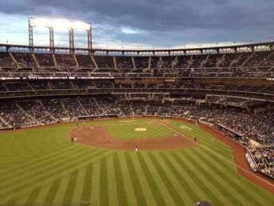 Citi Field, section: 435, row: 4