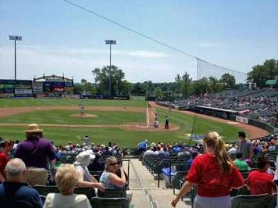 Arm & Hammer Park, section: N