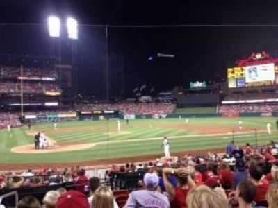 Busch Stadium, section: 148, row: 21