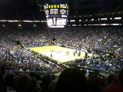 Sprint Center section 114