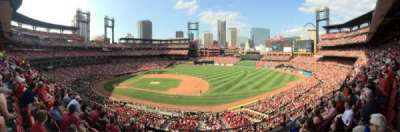 Busch Stadium section 241