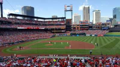 Busch Stadium, section: Suite 3, row: A, seat: 11