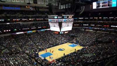 American Airlines Center section 330