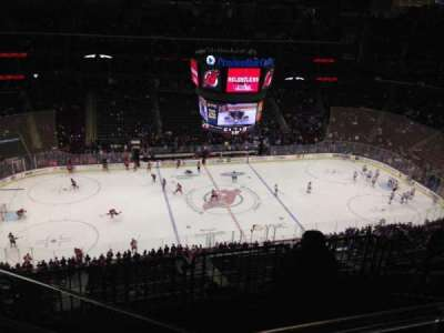 Prudential Center, section: 228, row: 2, seat: 15