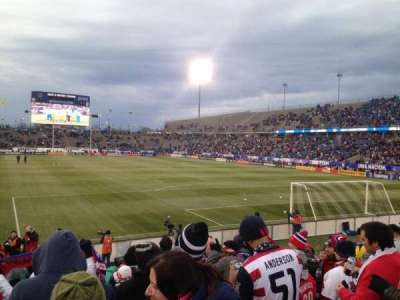Rentschler Field, section: 109