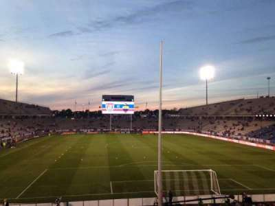 Rentschler Field, section: 110
