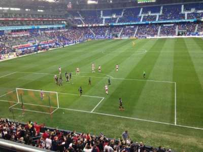 Red Bull Arena, section: 233, row: 2, seat: 14