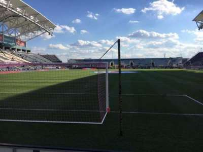 Talen Energy Stadium, section: 117, row: A, seat: 1