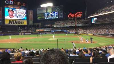 Citi Field, section: 18, row: 16, seat: 11