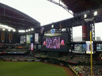 Chase Field section 303