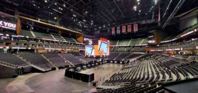 State Farm Arena, section: 101