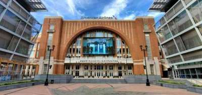 American Airlines Center section South Entrance