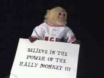 Angel Stadium, section: believe in the power
