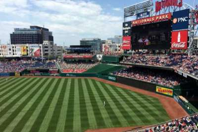 Nationals Park section 222