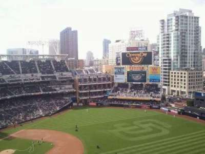 PETCO PARK section 319