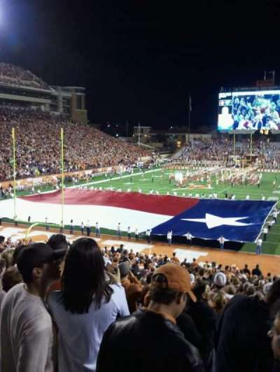 Texas Memorial Stadium, section: 14, row: 37