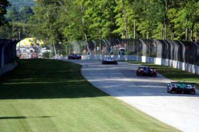 Road America Section Turn 4