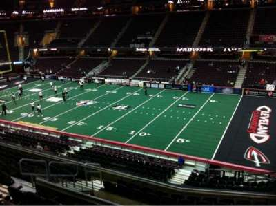 Quicken Loans Arena, section: 111, row: 23, seat: 10