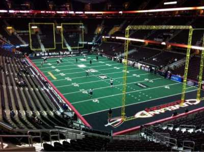 Quicken Loans Arena, section: 114, row: 23, seat: 10