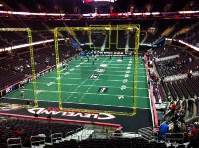 Quicken Loans Arena section 118