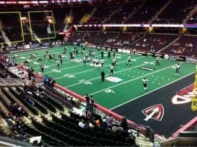 Quicken Loans Arena, section: 128, row: 23, seat: 10