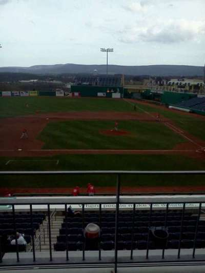 Medlar Field at Lubrano Park, section: Suite 504