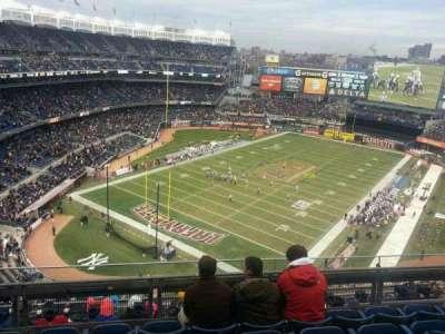 Yankee Stadium section 417