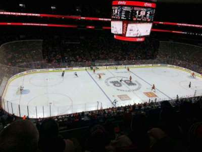 Wells Fargo Center section 223
