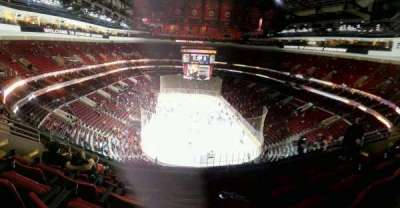 Wells Fargo Center, section: 207, row: 7, seat: 5