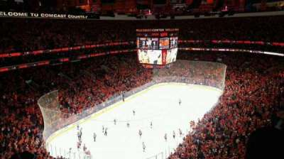 Wells Fargo Center section 221