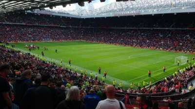 Old Trafford, section: 230, row: 27, seat: 74