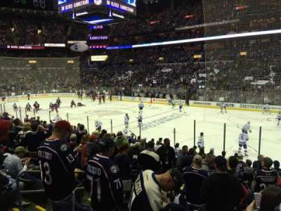 Nationwide Arena section 112