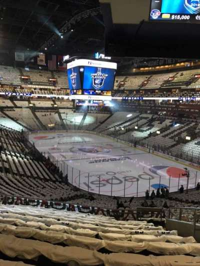 Nationwide Arena section 122