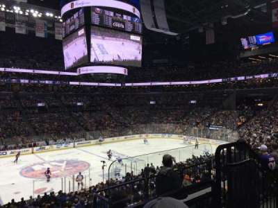 Barclays Center section 126