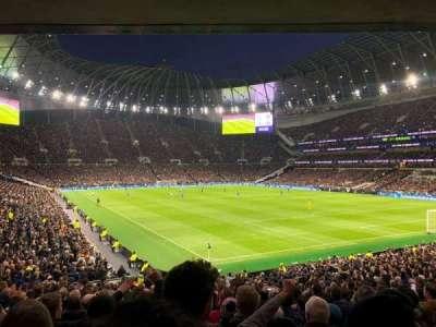 Tottenham Hotspur Stadium section 115