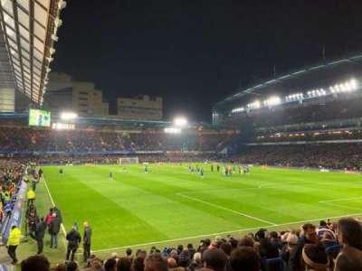 Stamford Bridge section Matthew Harding Lower 15