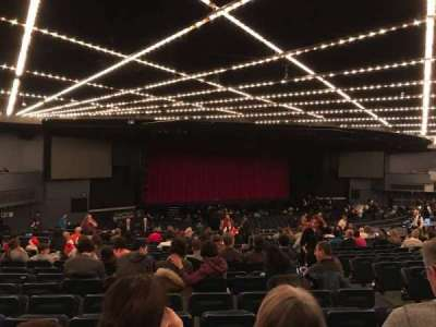 Hulu Theater at Madison Square Garden section 203