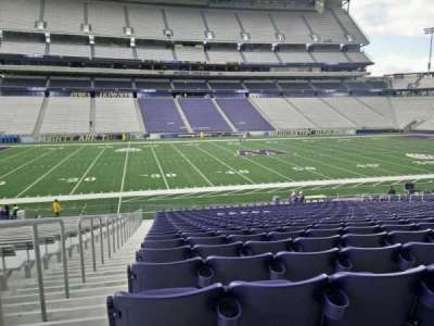 Husky Stadium, section: 130, row: 27, seat: 27
