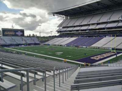 Husky Stadium, section: 122, row: 37, seat: 38