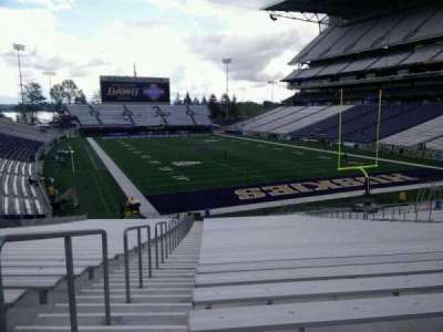 Husky Stadium, section: 120, row: 35, seat: 25