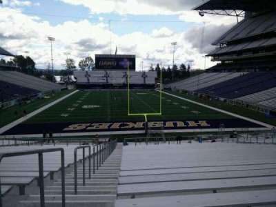 Husky Stadium, section: 118, row: 35, seat: 28