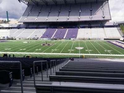 Husky Stadium, section: 104, row: 40, seat: 25