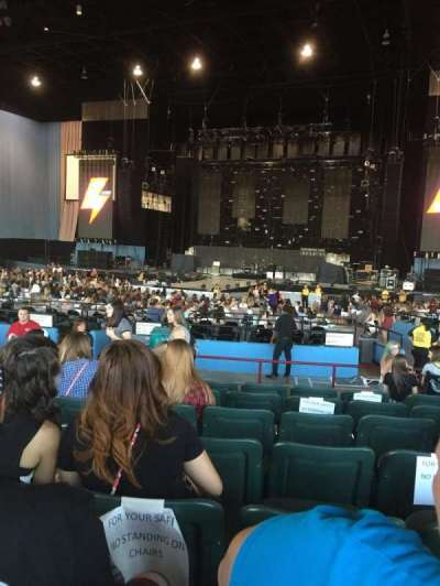 Xfinity Theatre, section: 500, row: JJ, seat: 507