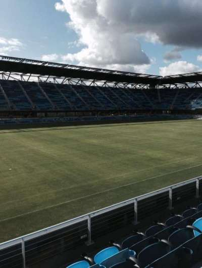 Avaya Stadium section 101