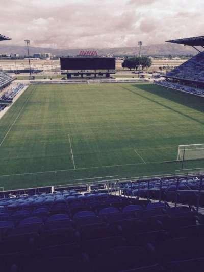 Avaya Stadium, section: 115, row: 28, seat: 5