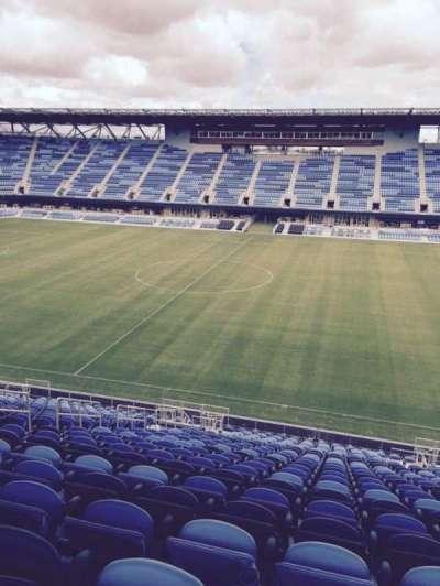 Avaya Stadium, section: 131, row: 24, seat: 6