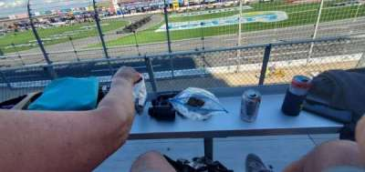 Charlotte Motor Speedway section Ford K