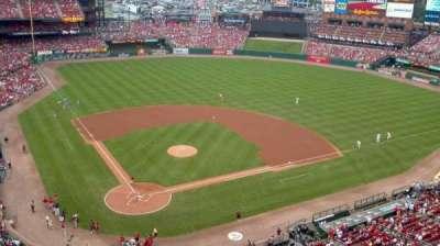 Busch Stadium section 448