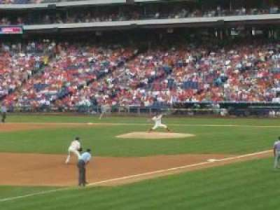 Citizens Bank Park section 136